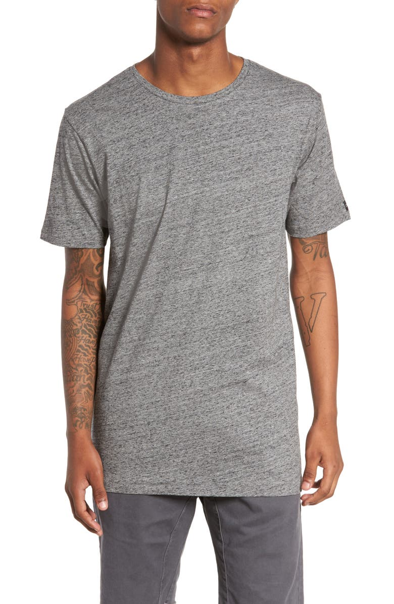 ZANEROBE Flintlock Longline T-Shirt, Main, color, NO_COLOR