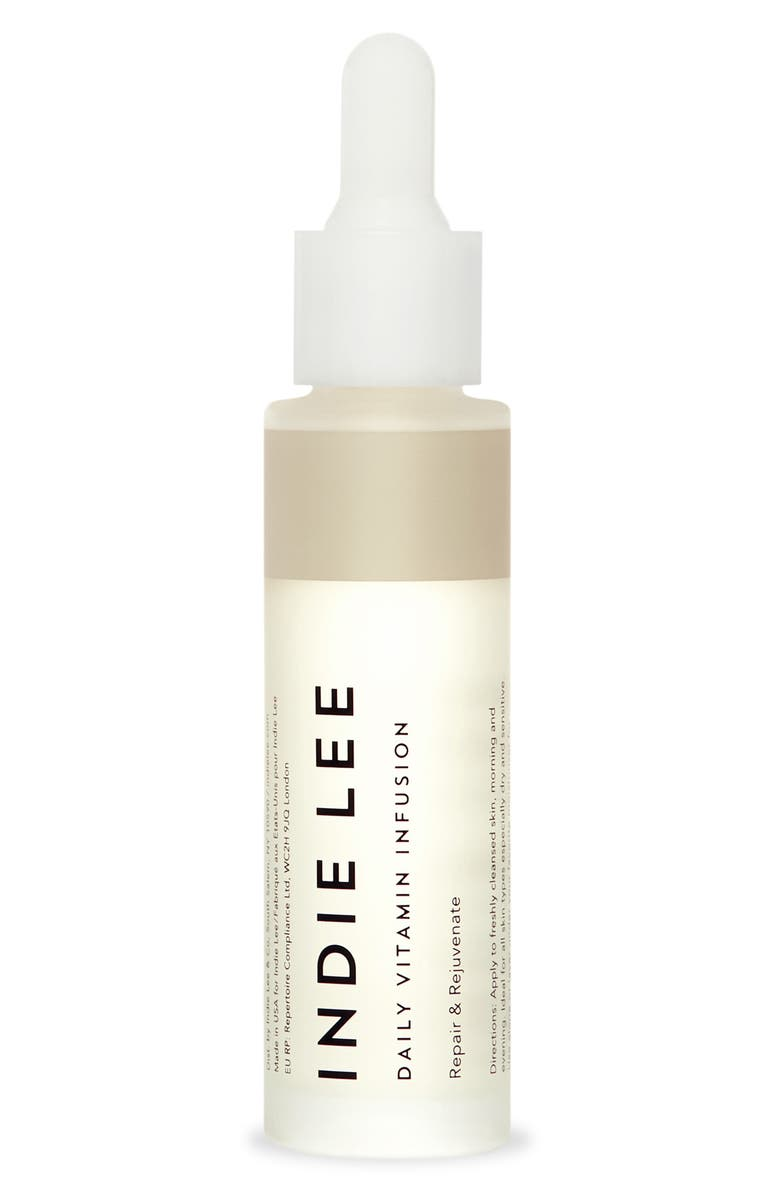 INDIE LEE Daily Vitamin Infusion Face Oil, Main, color, NO COLOR