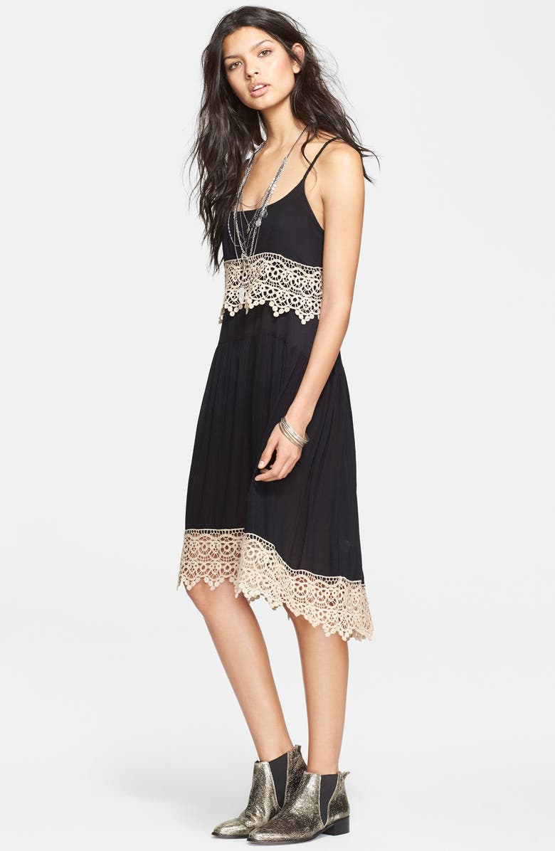 FREE PEOPLE 'Star' Slipdress, Main, color, 001
