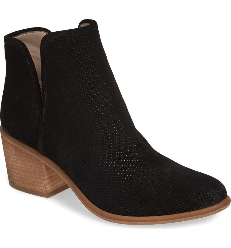 BP. BP Barris Block Heel Bootie, Main, color, 002
