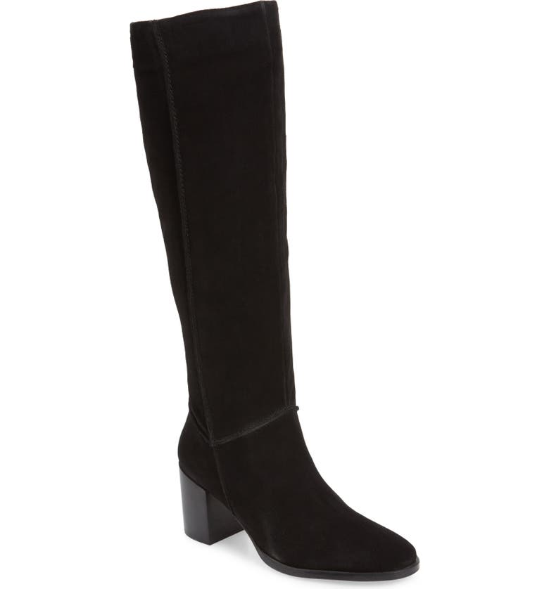 SEYCHELLES Holloway Knee High Boot, Main, color, 001