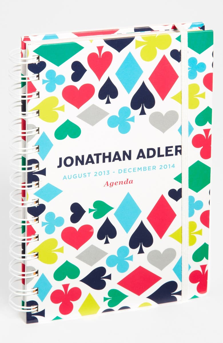 JONATHAN ADLER 'House of Cards' 17-Month Agenda, Main, color, 100