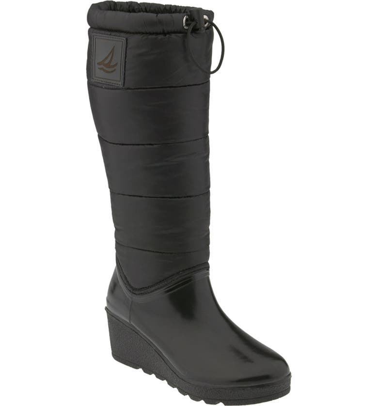 SPERRY Top-Sider<sup>®</sup> 'Sydney' Waterproof Boot, Main, color, 001