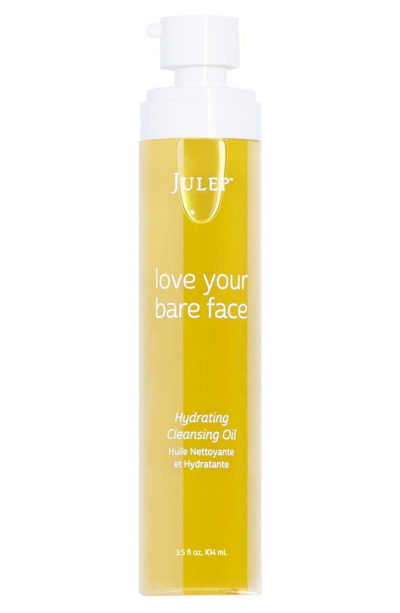JULEP BEAUTY Julep<sup>™</sup> love your bare face Hydrating Cleansing Oil, Main, color, 000