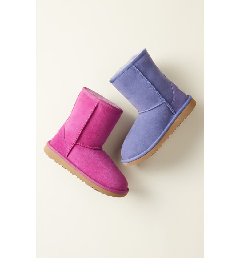 UGG<SUP>®</SUP> Classic Short II Water Resistant Genuine Shearling Boot, Main, color, 021