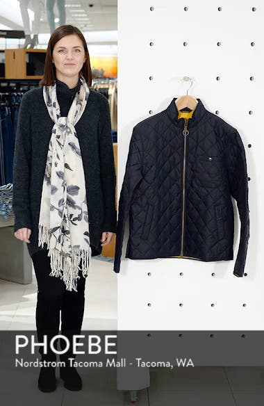 Pod Regular Fit Quilted Jacket, sales video thumbnail