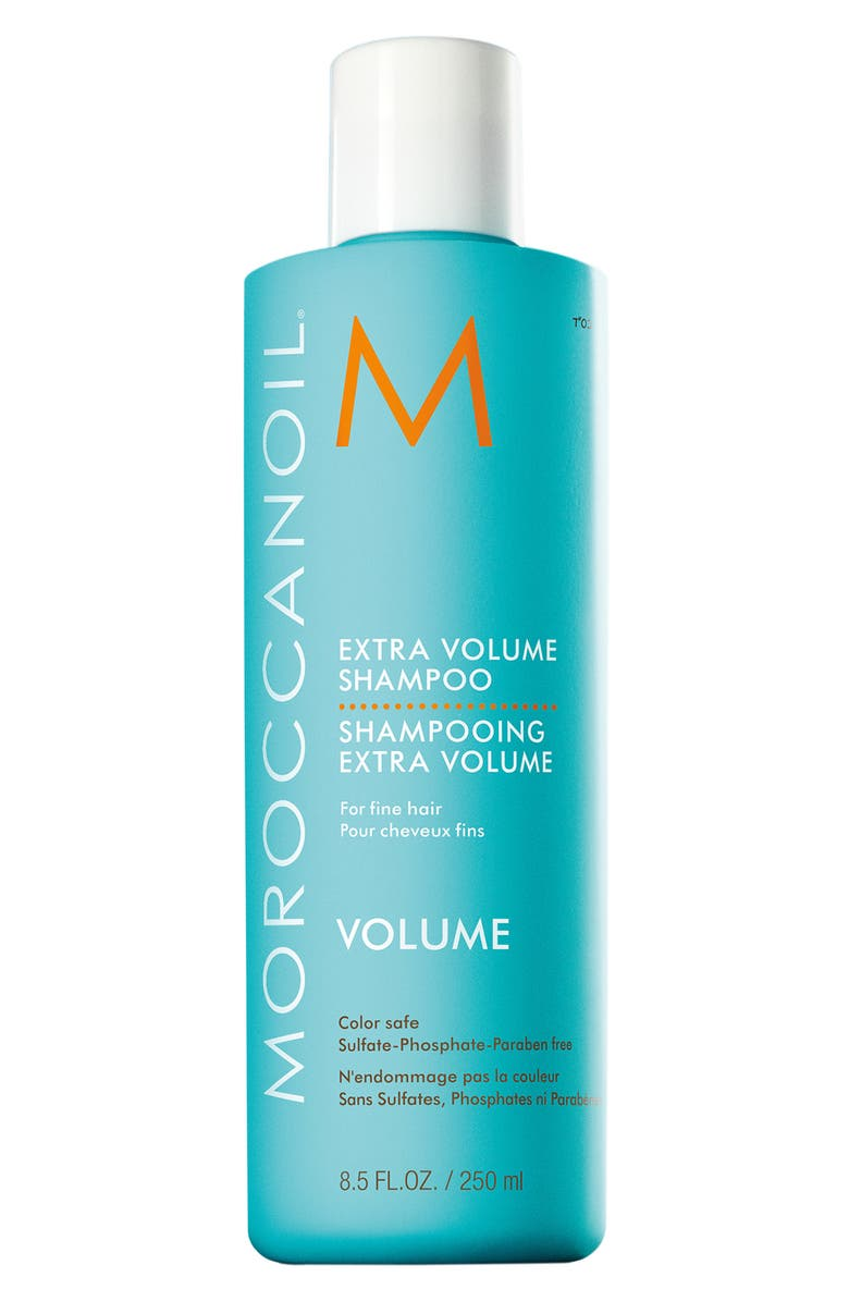 MOROCCANOIL<SUP>®</SUP> Extra Volume Shampoo, Main, color, NO COLOR