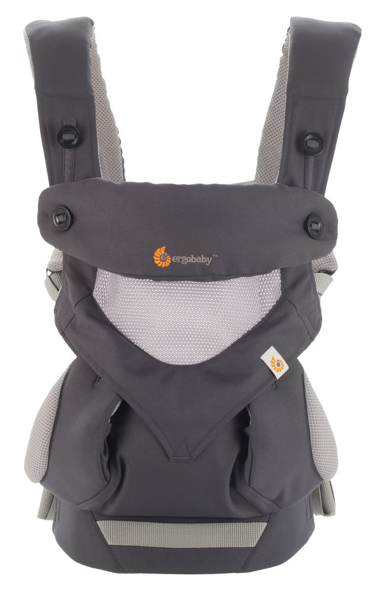 ERGOBABY Omni 360 Cool Air Baby Carrier, Main, color, CLASSIC WEAVE