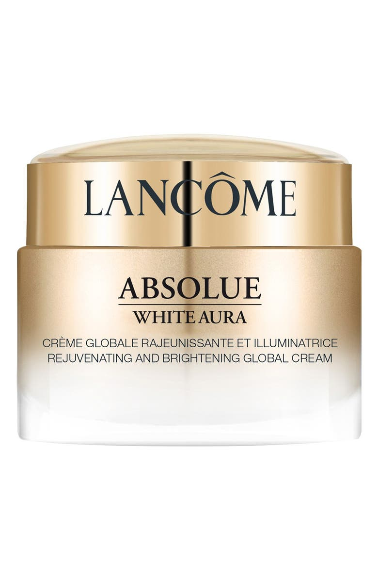 LANCÔME Absolue White Aura Rejuvenating and Brightening Global Cream, Main, color, No Color