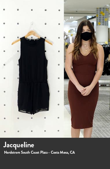Getaway Sleeveless Romper, sales video thumbnail