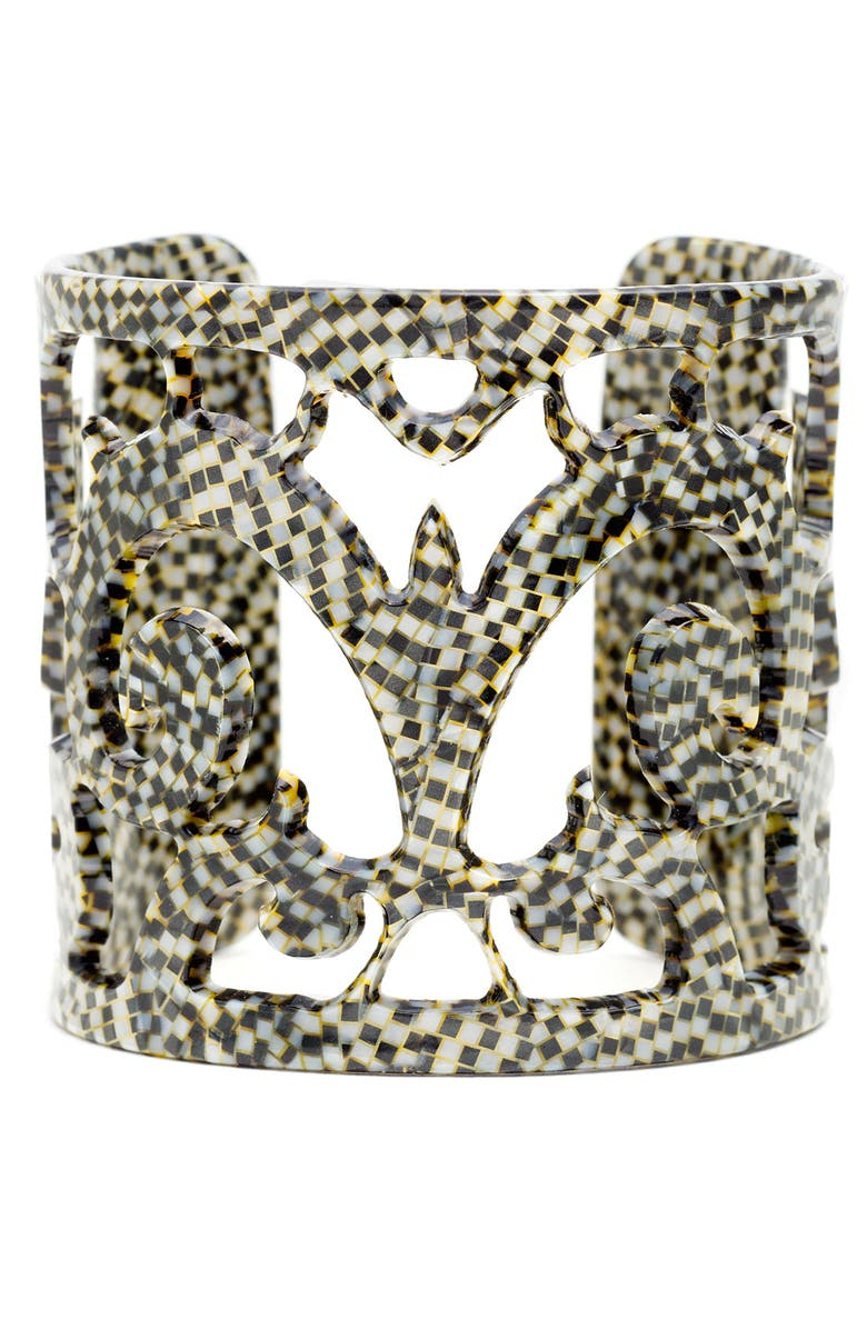 MOSCHITTO DESIGNS Filigree Cuff, Main, color, 001