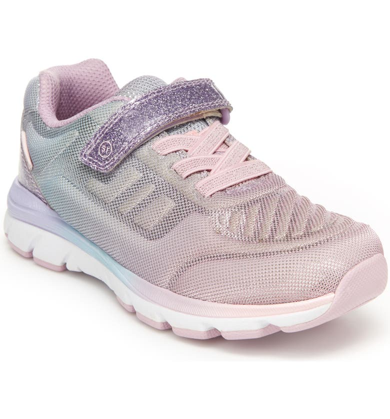 STRIDE RITE Made2Play<sup>®</sup> Cora Sneaker, Main, color, PASTEL MULTI