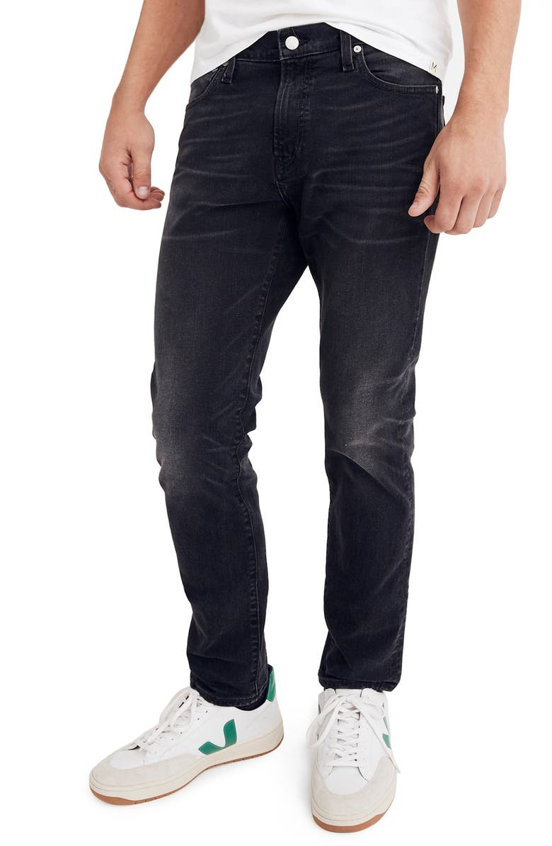 MADEWELL Slim Fit Jeans, Main, color, EVERTON