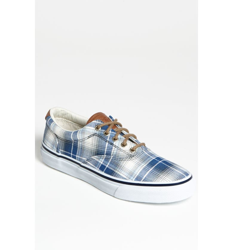 SPERRY Top-Sider<sup>®</sup> 'CVO' Plaid Sneaker, Main, color, 410