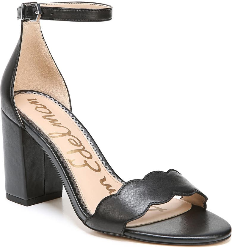 SAM EDELMAN Odila Sandal, Main, color, 001
