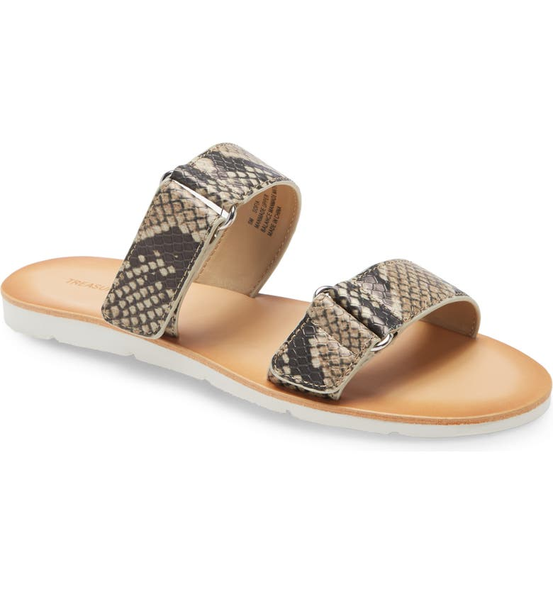 TREASURE & BOND Sofia Slide Sandal, Main, color, 270