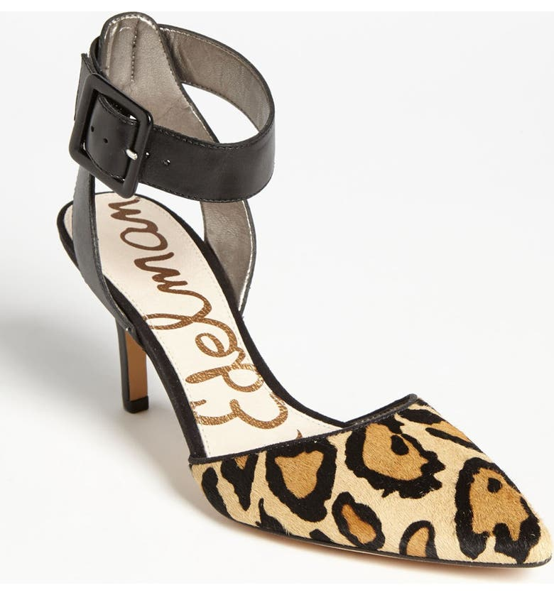 SAM EDELMAN 'Okala' Pump, Main, color, 001
