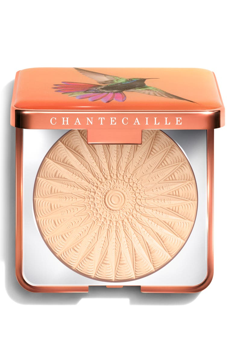 CHANTECAILLE Hummingbird Perfect Blur Finishing Powder, Main, color, 000