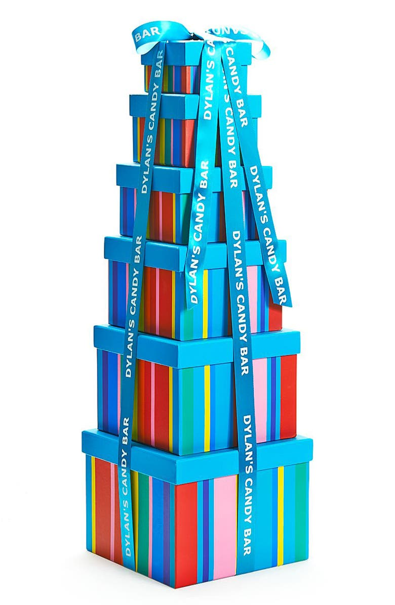 DYLAN'S CANDY BAR Ultimate Sweet Treat Tower, Main, color, 400