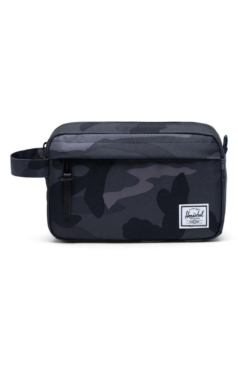 HERSCHEL SUPPLY CO. Chapter Dopp Kit, Main, color, NIGHT CAMO