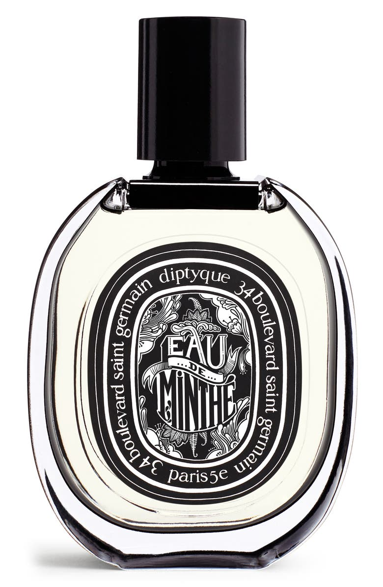 DIPTYQUE Eau de Minthé Eau de Parfum, Main, color, NO COLOR