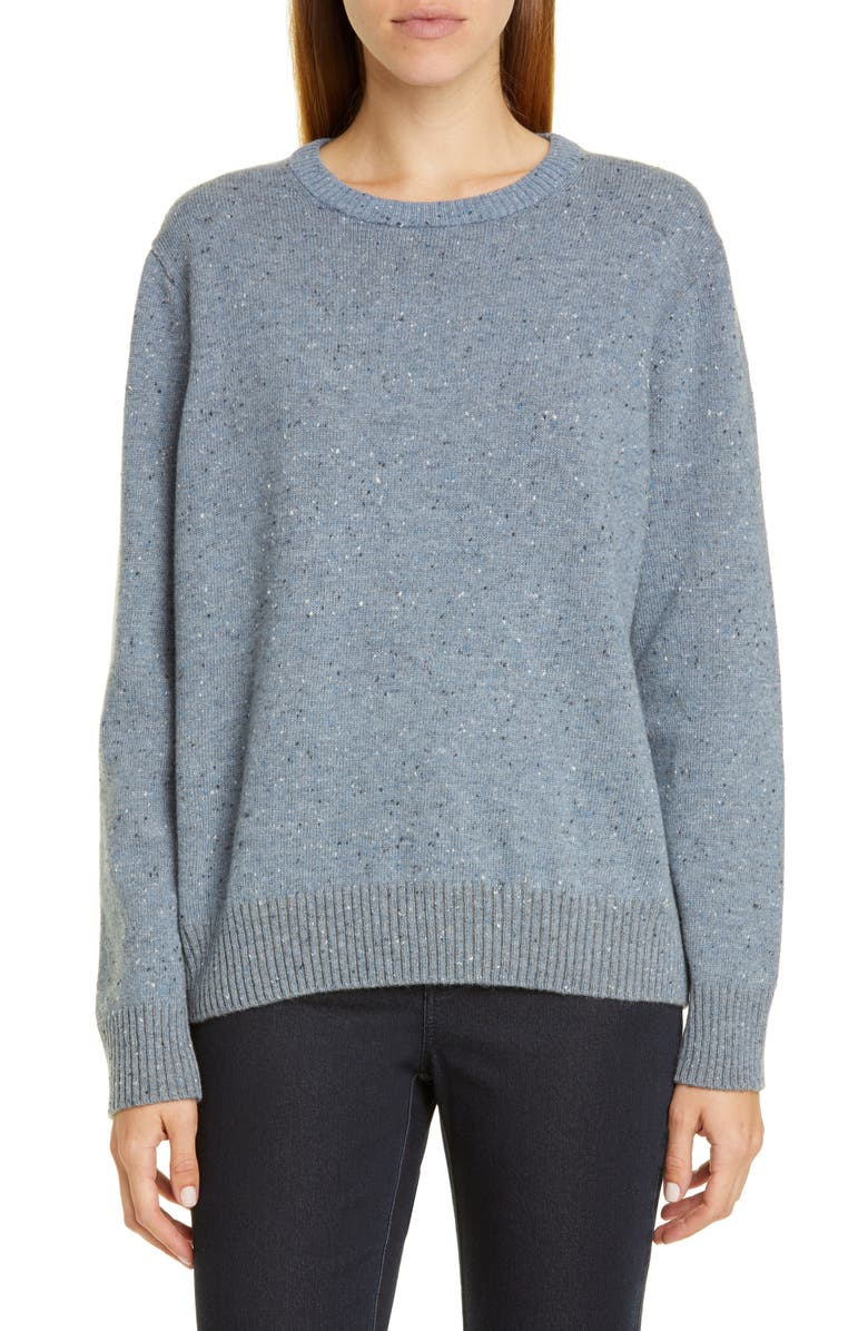 LAFAYETTE 148 NEW YORK Vanise Wool & Cashmere Sweater, Main, color, 400