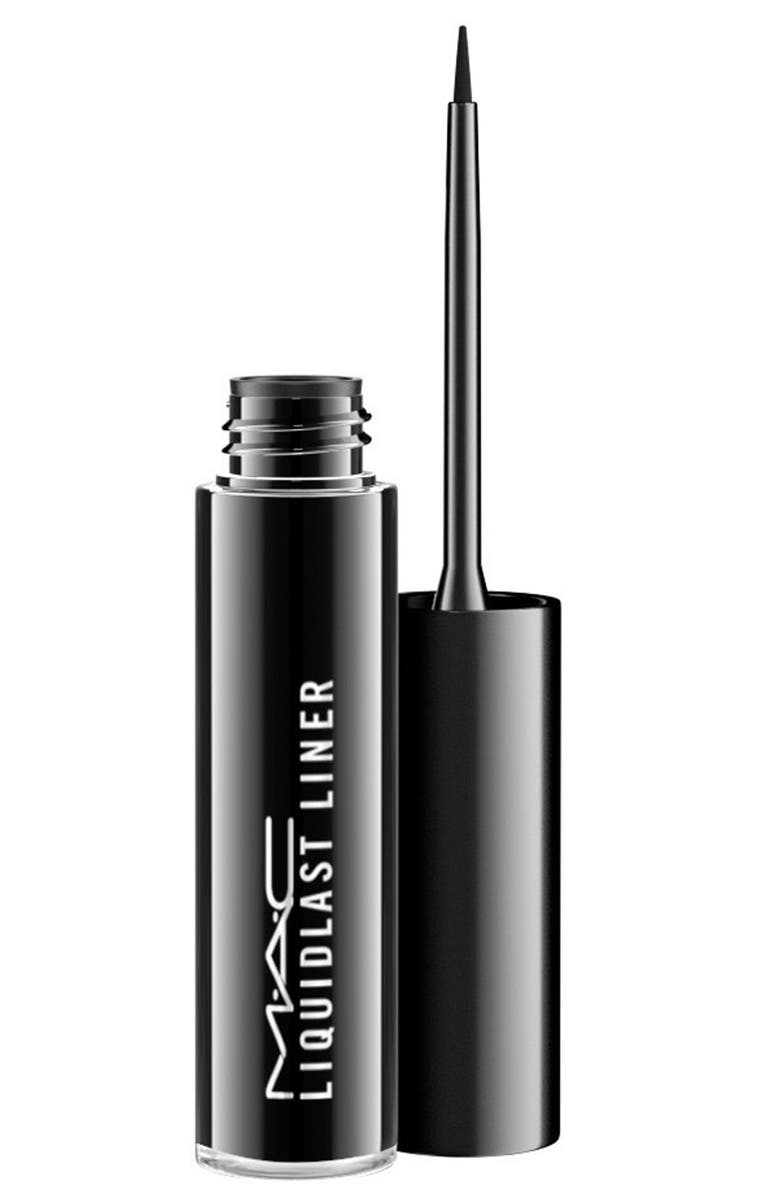 MAC COSMETICS MAC Liquidlast Liner, Main, color, POINT BLACK