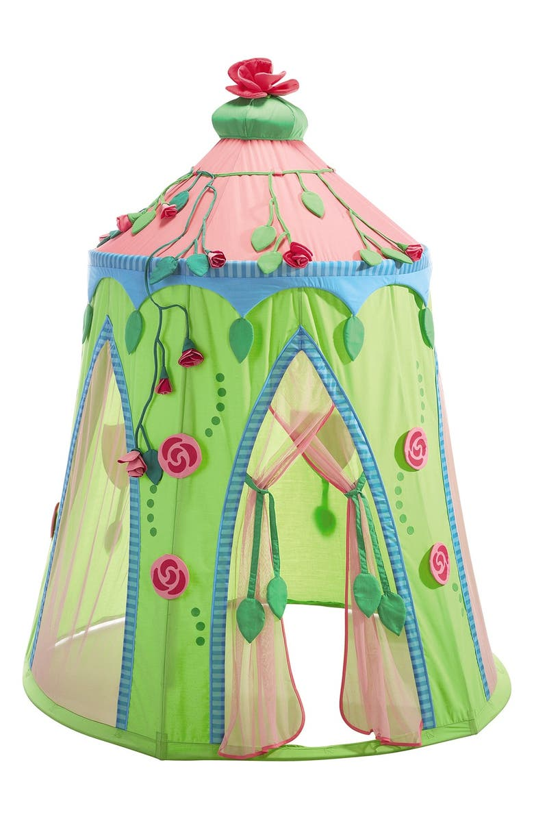 HABA 'Rose Fairy' Play Tent, Main, color, 650