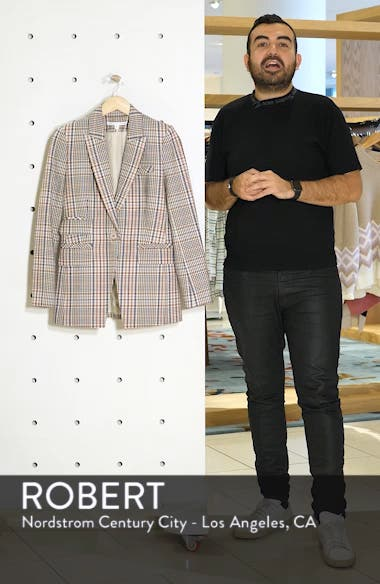 Fuller Houndstooth Dickey Jacket, sales video thumbnail
