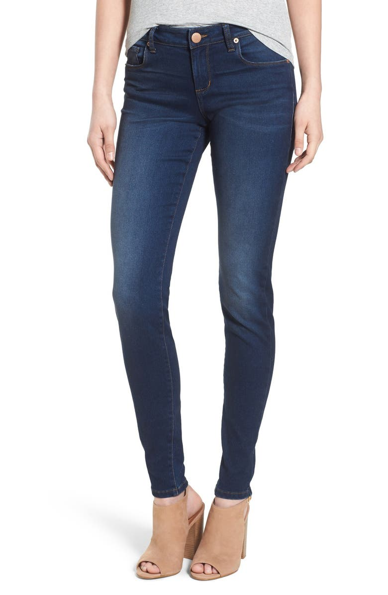 STS BLUE 'Piper' Skinny Jeans, Main, color, 400