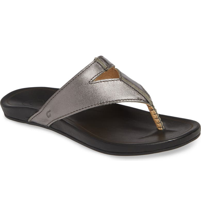 OLUKAI Lala Flip Flop, Main, color, 020