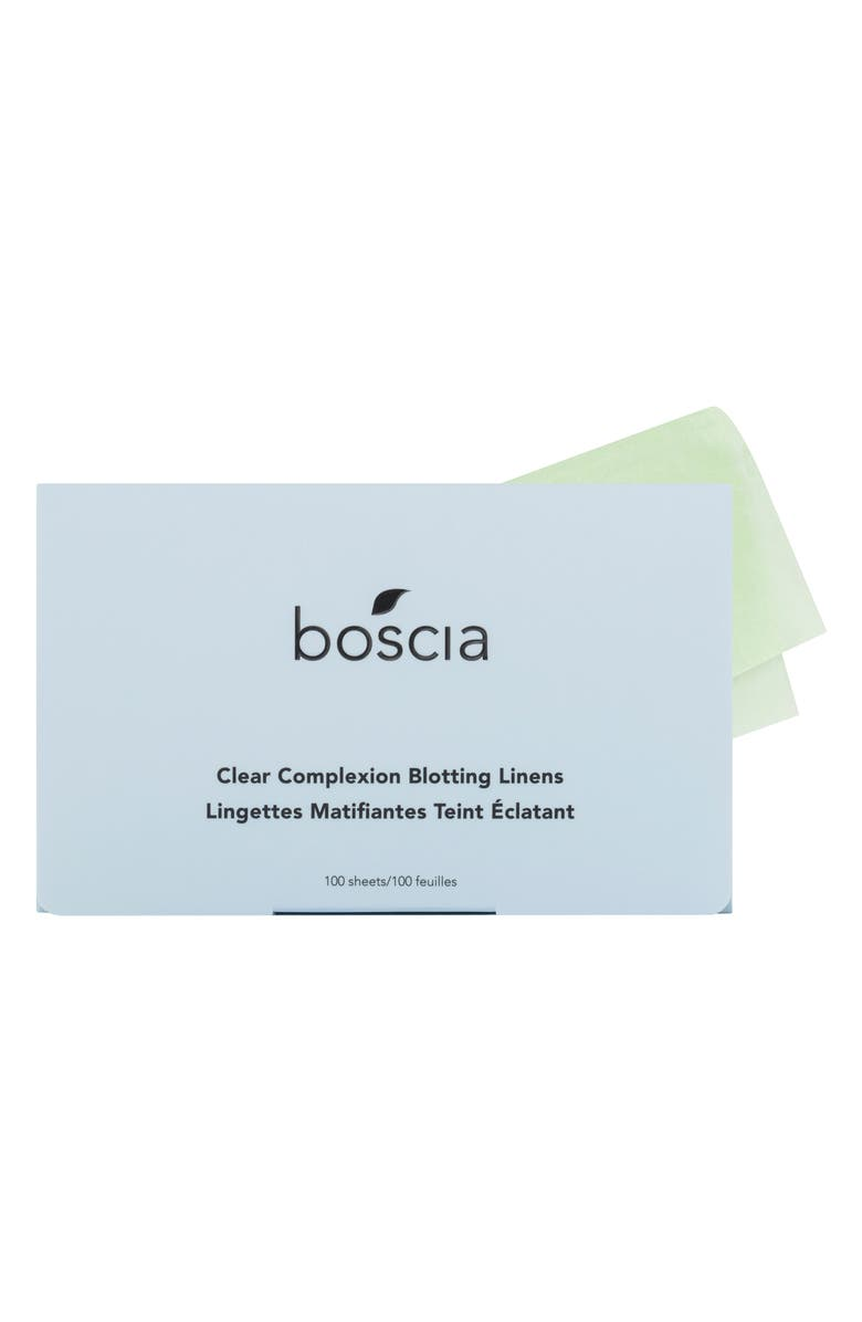 BOSCIA Clear Complexion Blotting Linen, Main, color, 000