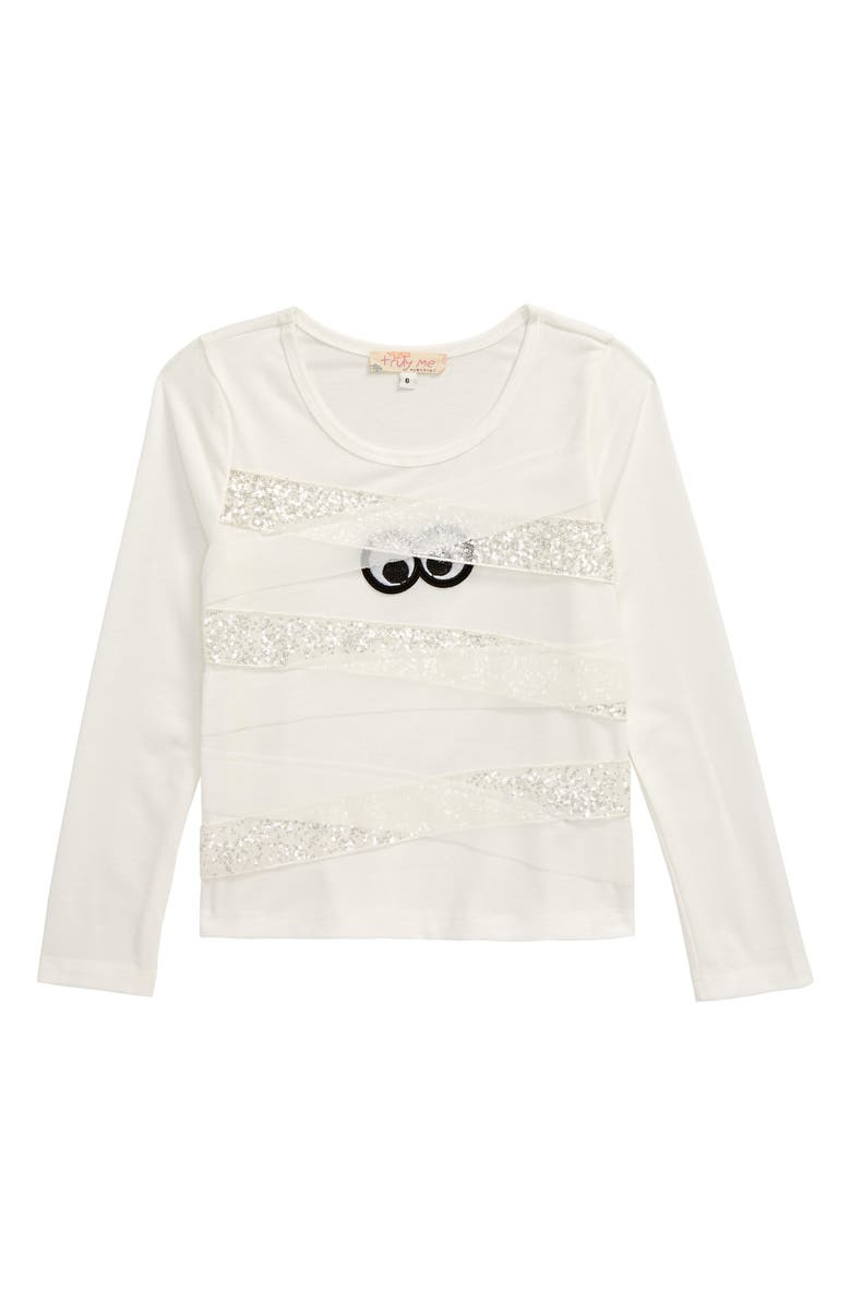 TRULY ME Mummy Top, Main, color, 100