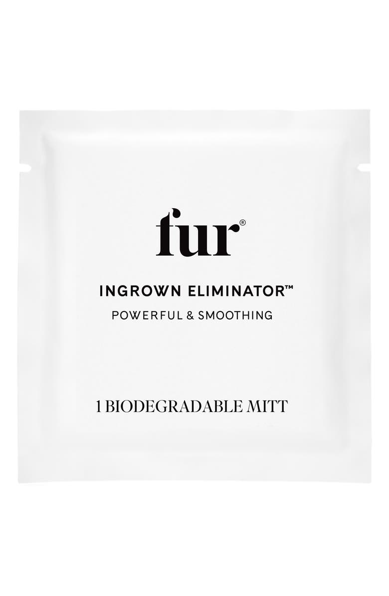 FUR SKINCARE Ingrown Eliminator Cloths, Main, color, 000
