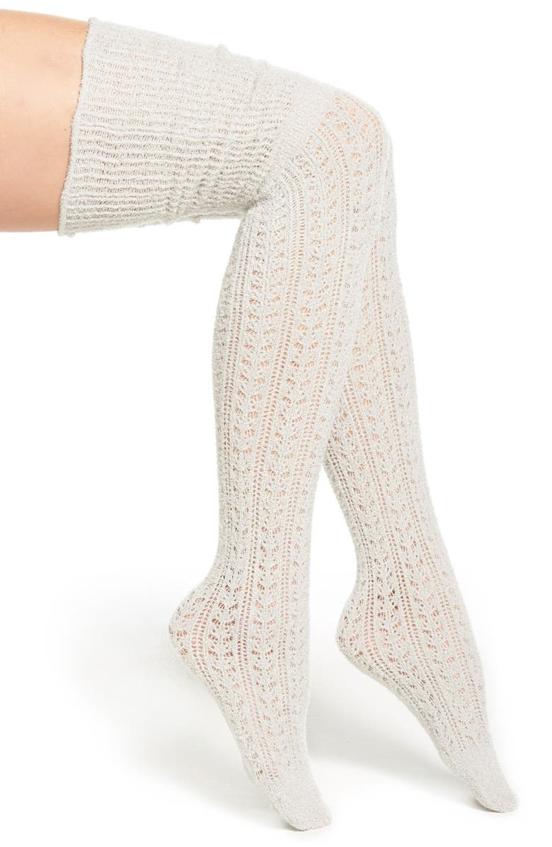 FREE PEOPLE 'Bowery' Over the Knee Socks, Main, color, 064