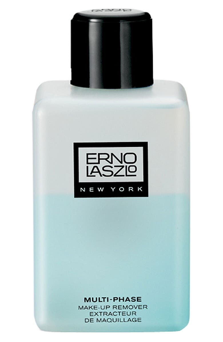 ERNO LASZLO Multi-Phase Makeup Remover, Main, color, NO COLOR