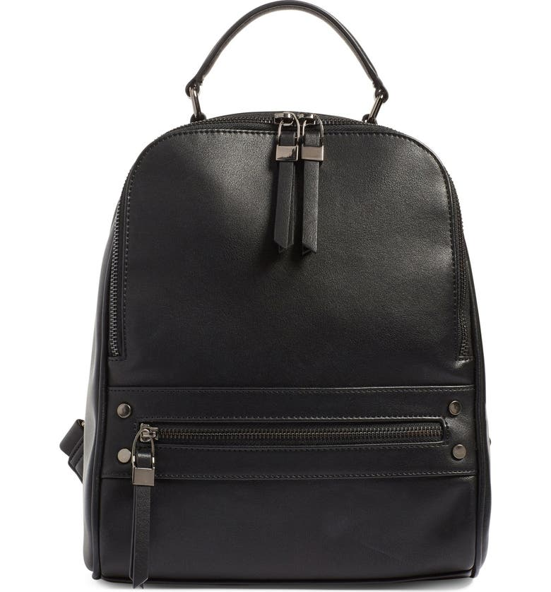 PHASE 3 'City' Backpack, Main, color, Black