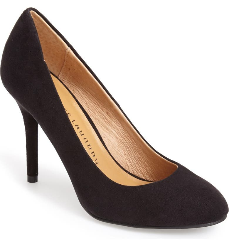 CHINESE LAUNDRY 'Palace' Almond Toe Pump, Main, color, 001