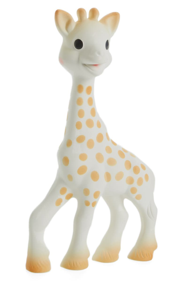 SOPHIE LA GIRAFE Teething Toy, Main, color, NATURAL