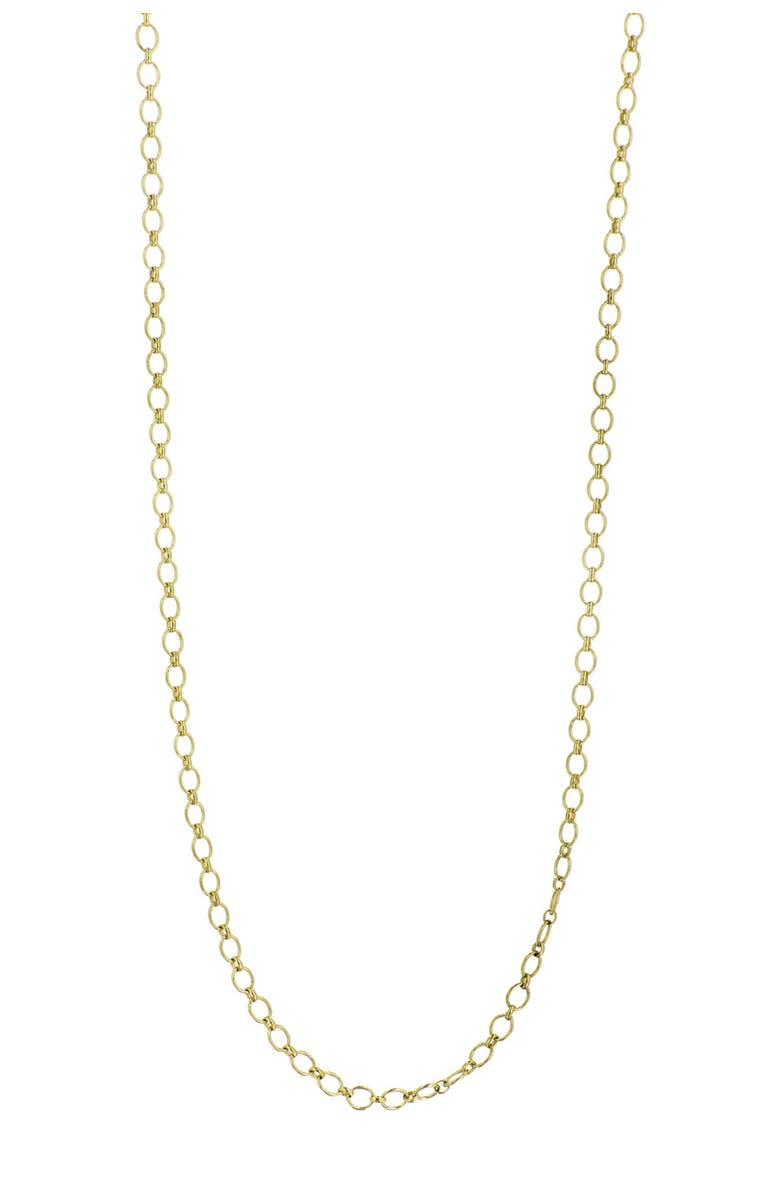 BONY LEVY 14K Yellow Gold Chain Link Necklace, Main, color, 14KY