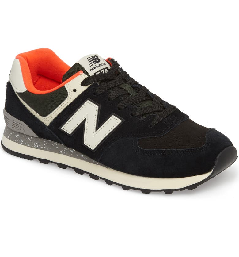 NEW BALANCE 574 Sneaker, Main, color, 001