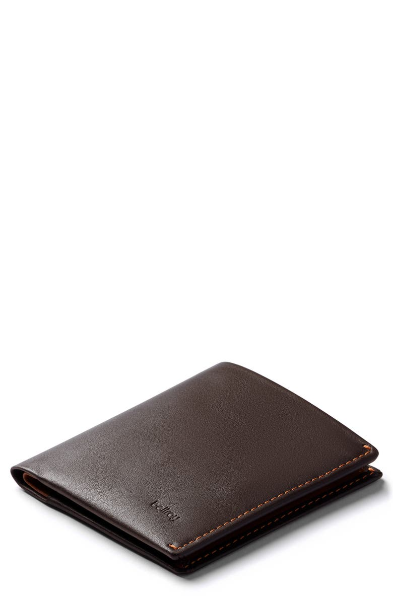 BELLROY Note Sleeve RFID Wallet, Main, color, JAVA