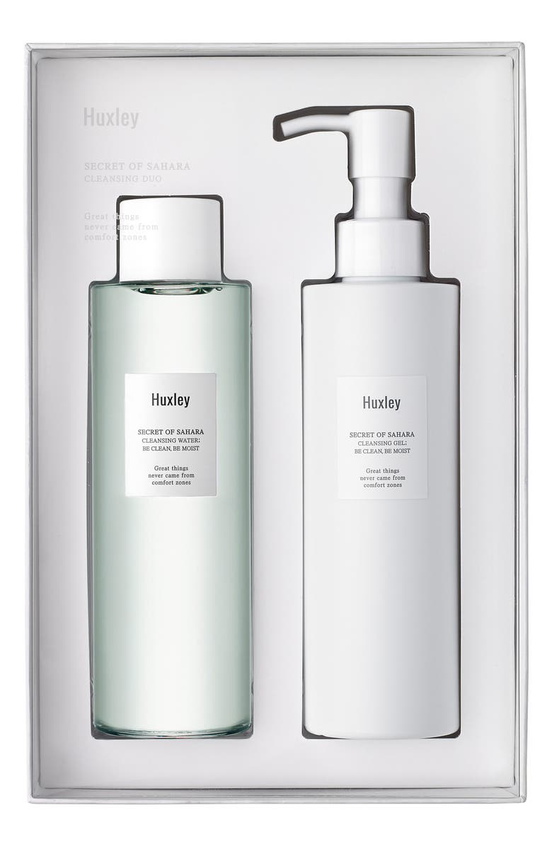 HUXLEY Cleansing Duo, Main, color, 000