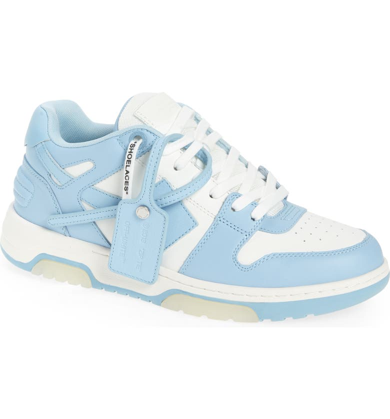 OFF-WHITE Out of Office Sneaker, Main, color, WHITE