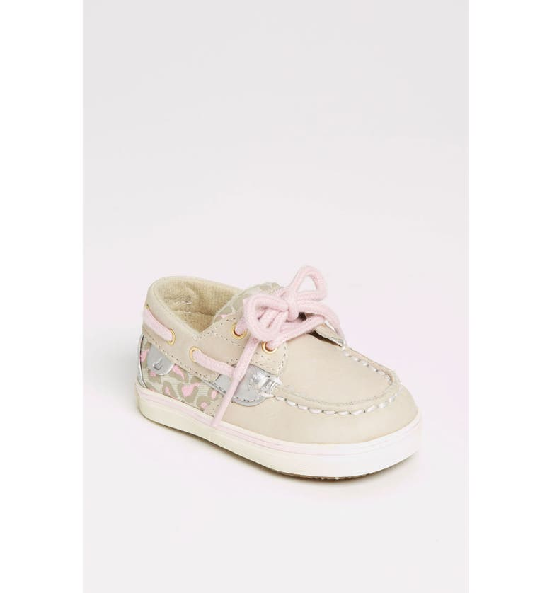 SPERRY Top-Sider<sup>®</sup> 'Bluefish' Crib Shoe, Main, color, 250