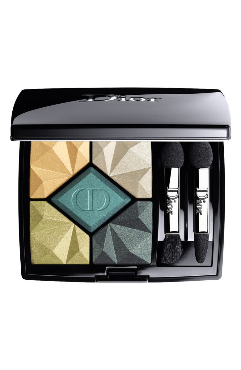 DIOR 5 Couleurs Precious Rocks Fidelity Colours & Effects Eyeshadow Palette, Main, color, 300