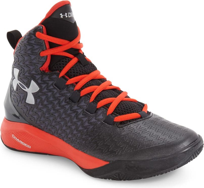 Under Armour ClutchFit Drive 3 Basketball Homme