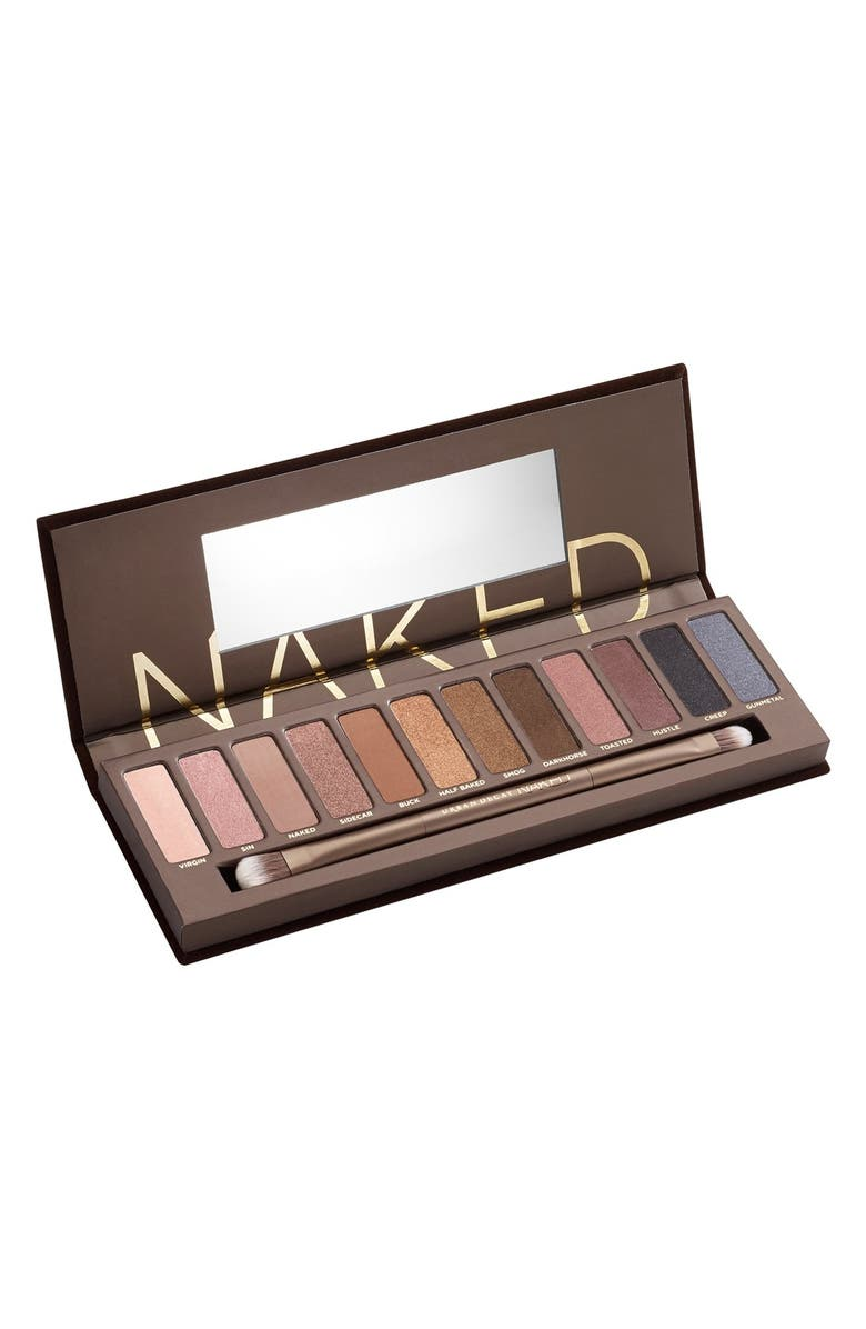 URBAN DECAY Naked Palette, Main, color, NAKED PALETTE