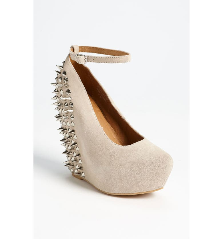 JEFFREY CAMPBELL 'Aubrey Spike' Pump, Main, color, 250