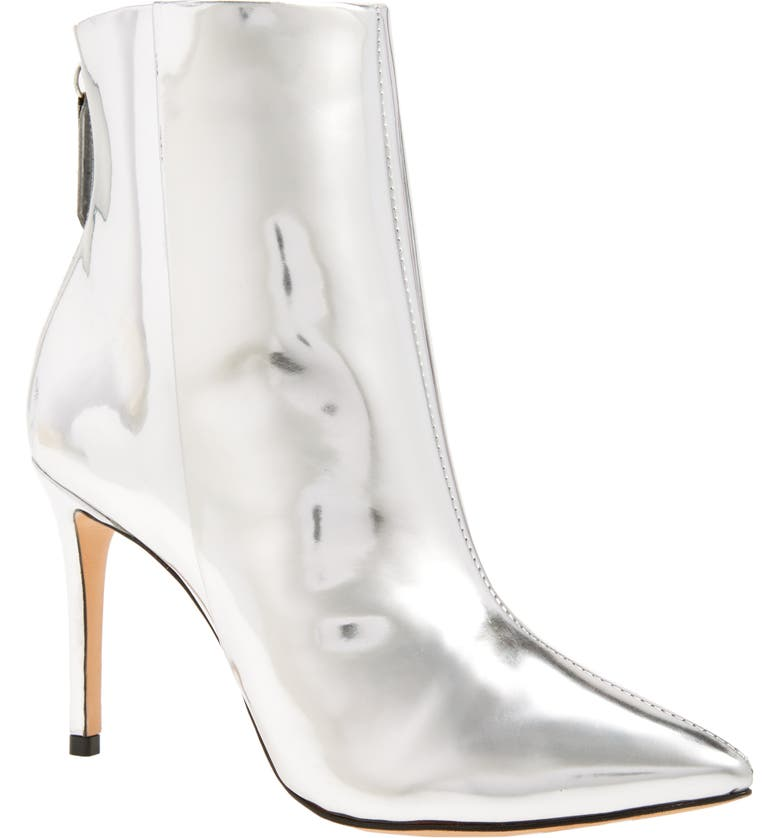SCHUTZ Ginny Pointy Toe Bootie, Main, color, 042